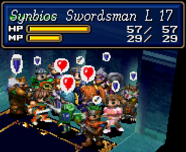 Shining Force RPG System | Friendships | Shining Force 3